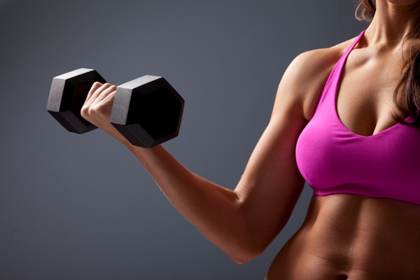 Want to lose weight? LIft weights!