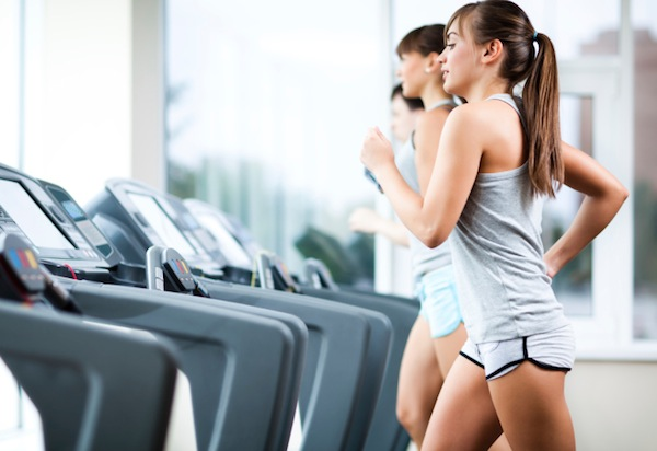 Treadmills taken... then hit the weights
