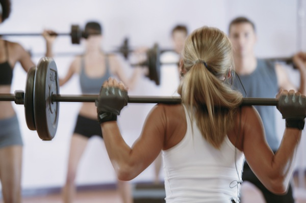 Weight lifting provides a permanent increase in metabolism