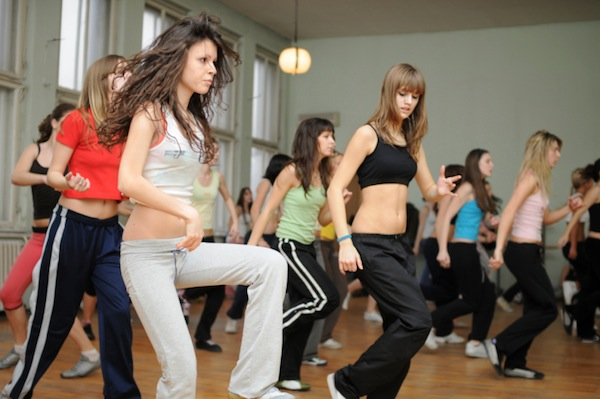 Burn a ton of calories and have fun, fun, fun in Zumba!