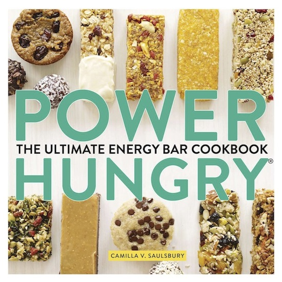 Power up with these healthy bar recipes!