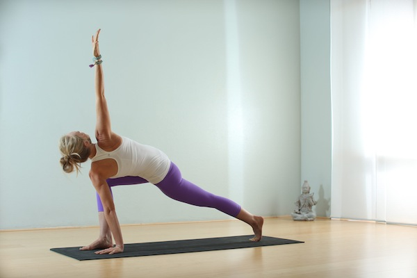 Hillary Ryan, yoga instructor and lululemon ambassador