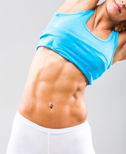 Yes, yoga can help bring out your abs!