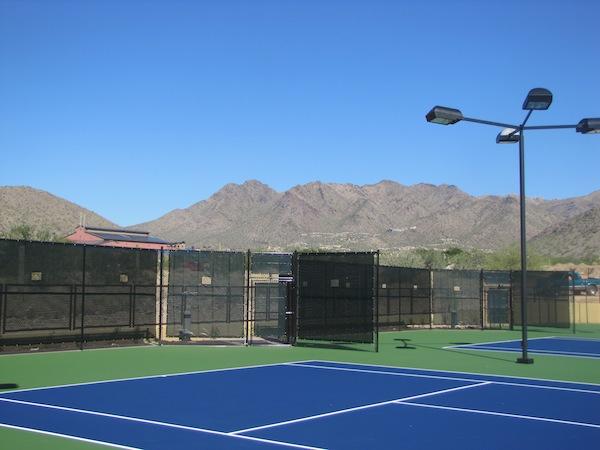 DC Ranch Village Tennis Center Opens
