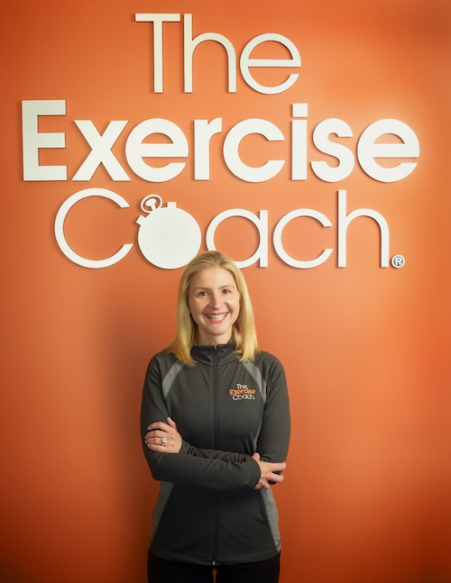 Amanda Coe, owner of The Exercise Coach, North Scottsdale
