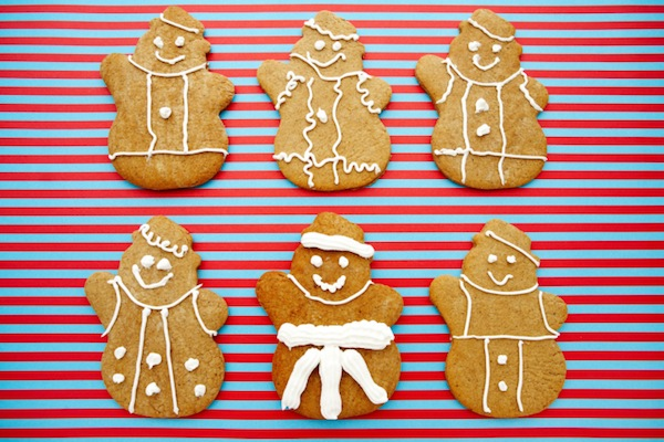Don't turn into a Gingerbread this holiday season