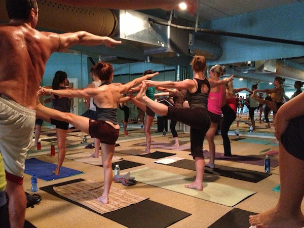 Hot Yoga University - the best yoga deal in the Valley!
