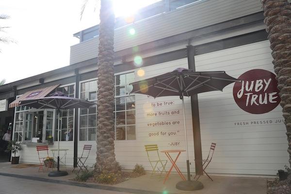 Juby True at Scottsdale Quarter