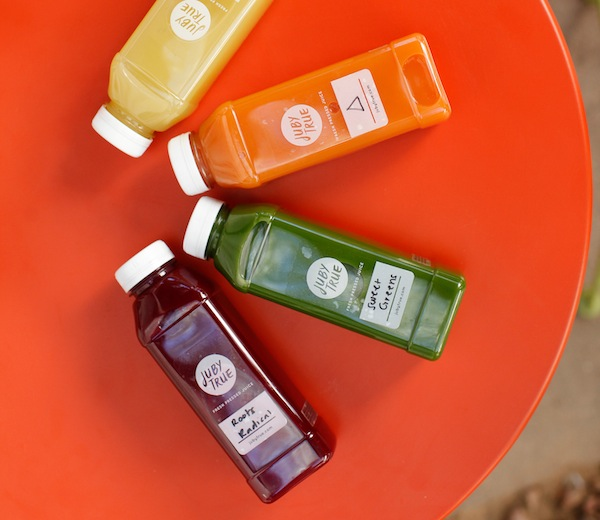 The Juby True Juices taste as yum-licious as they look!