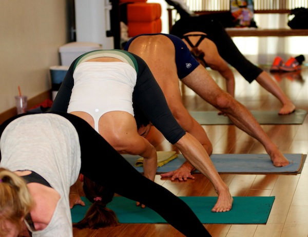 "True Hot Yoga takes the ""hot"" best of"