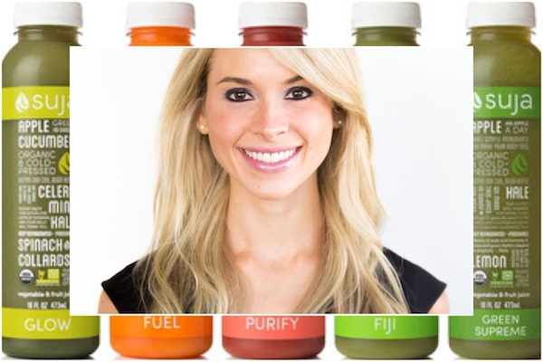 Annie Lawless, co-founder of Suja Juice