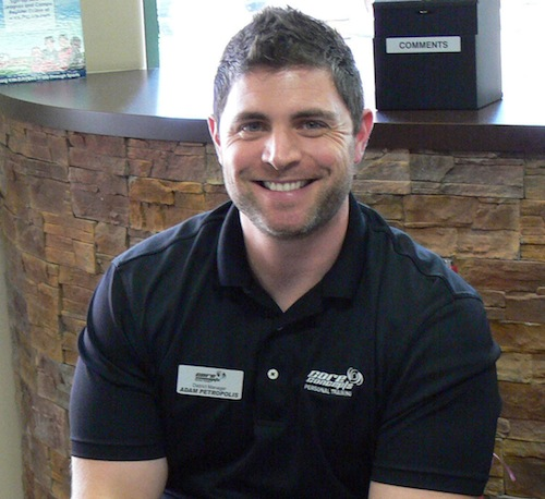 Adam Petropolis District Manager of Core Concepts Personal Training at Mountainside Fitness