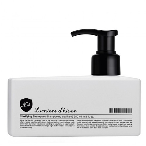 Number 4 Lumiere d'hiver Clarifying Shampoo, $32