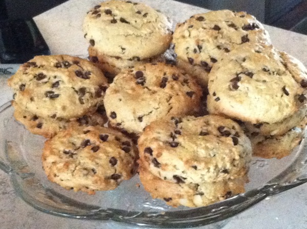 Paleo Cookies from Lux.... Mmmmmmmm!