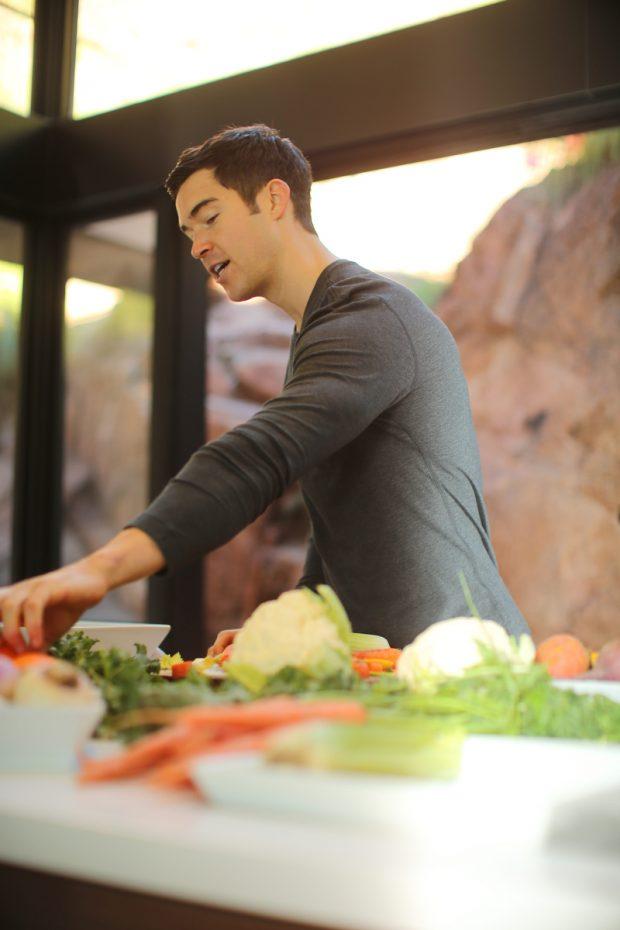 Healthy Recipe Jason Sanis Cauliflower Rice
