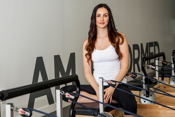 Laura Morgan, the owner of Reformed Pilates spills all her fitness favorites
