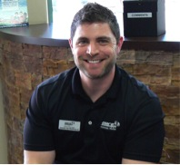 Adam Petropolis, District Manager of Core Concepts Personal Training at Mountainside Fitness