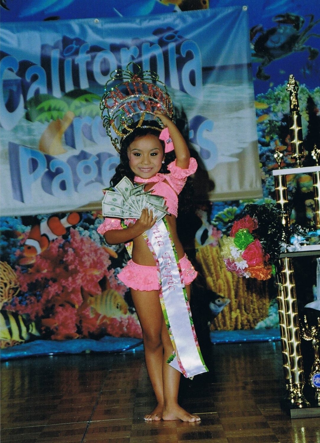 Toddlers and tiaras southern celebrity fairytale winter
