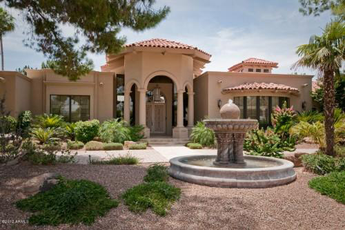 Paradise Valley - Golf Course Subdivision of Camelback Country Club Estates - 1595000