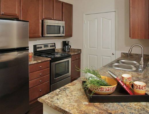 Resident amenities include 24/7 fitness facilities, resident clubhouse ...