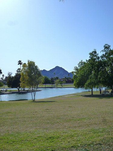 chaparral dog park