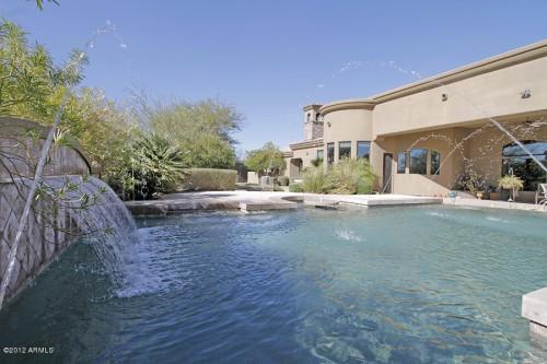 Scottsdale - Custom home on an acre in Sabino Norte - 1200000