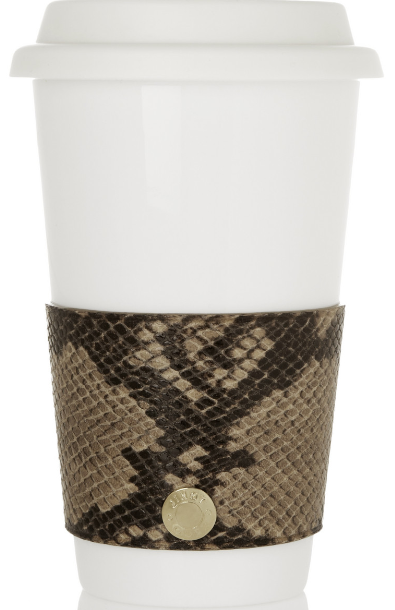 jimmy-choo-python-coffee-cup-holder