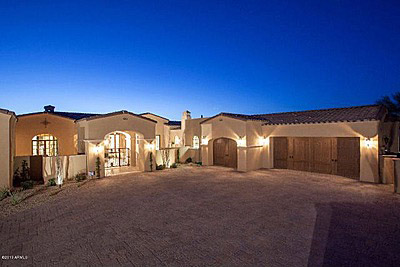 Scottsdale - New Custom Spec Home in Guard Gated Golf Course Community of Grayhawk - 2375000