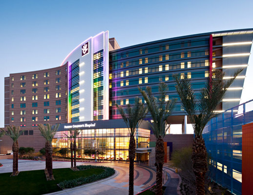 phoenix childrens hospital new