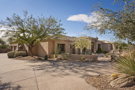 Scottsdale - Acreage in Turquoise Manor - 1325000