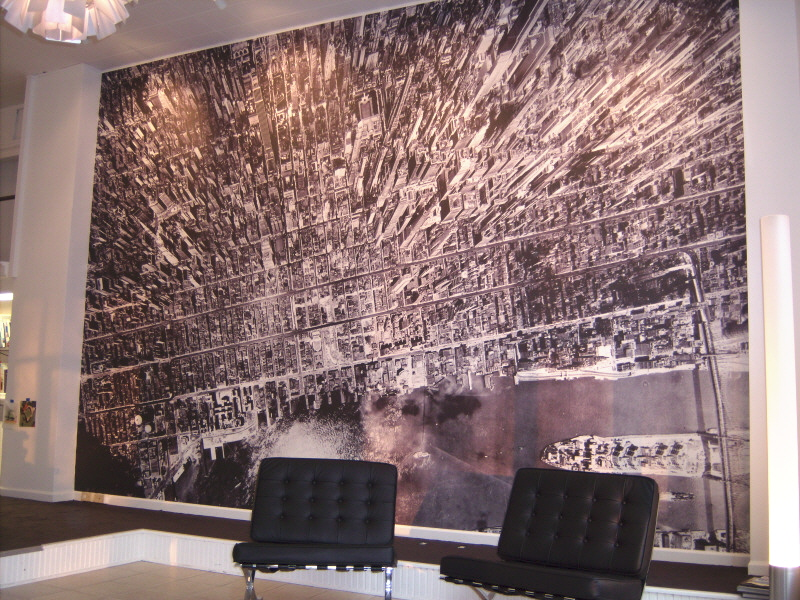 decorate any room with wall murals by worldwide graphics