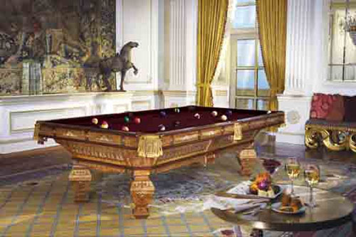 Th Century Pool Tables - Brunswick century pool table