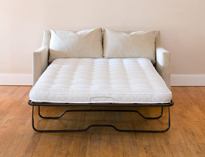 San Francisco Mattress Maker Mcroskey Company Says A Truly Comfortable Sofa Bed Is Possible With An Innerspring And
