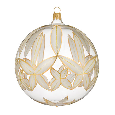 waterford ball ornament waterford holiday heirlooms